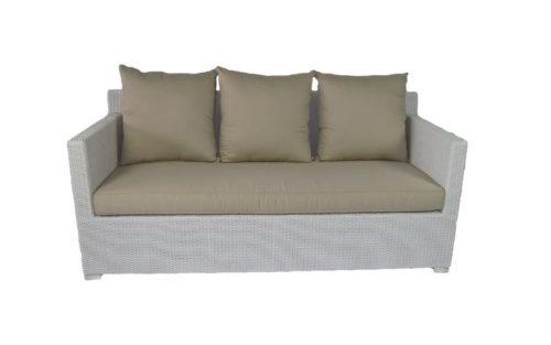 sofa fibra sintetica 3 plazas