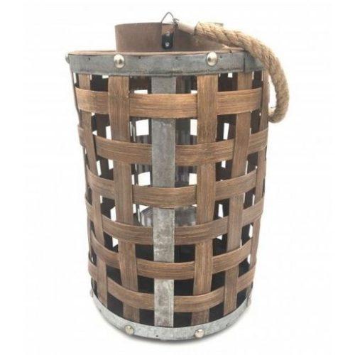 Farolillo de bambu